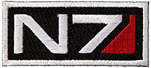Mass Effect Patch N7 Logo