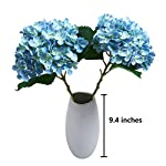 SHACOS-Artificial-Silk-Hydrangea-Flowers-Set-of-2-Hydrangea-Stems-21-Tall-x-7-Bloom-for-Home-Wedding-Table-Centerpiece-2-Bunches-Blue