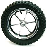 12.5-inch Drive Wheel with 3/4-inch Keyed Hubs