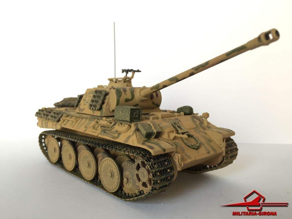 CORGI US60204 Panther AUSF.A.4th Company,2nd.SS Panzer Regiment 1:50 Scale