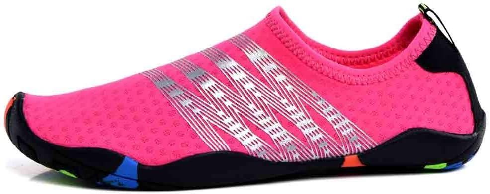 Zapatos De Agua, Zapatillas De Esnórquel En La Playa para Hombres Y Mujeres Zapatos De Buceo Zapatos para Nadar Y Nadar Zapatos para Nadar: Amazon.es: Deportes y aire libre