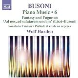 BUSONI: Klaviermusik Vol.6