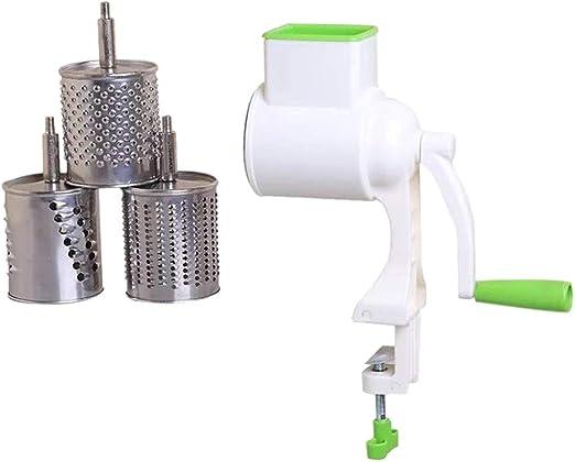 Robot de cocina multifunción manual para picar carne, para frutas y verduras: Amazon.es: Hogar