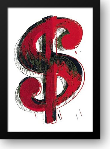ed) 17x23 Framed Art Print by Warhol, Andy ()