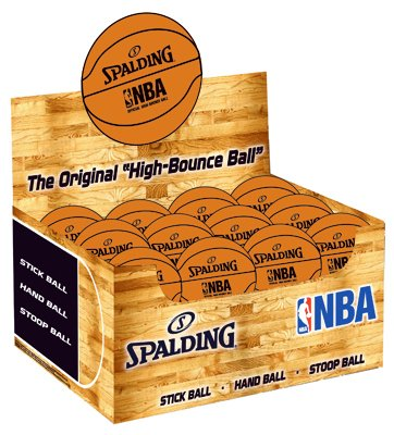 NBA High Bounce Ball - High Bounce Toys Balls