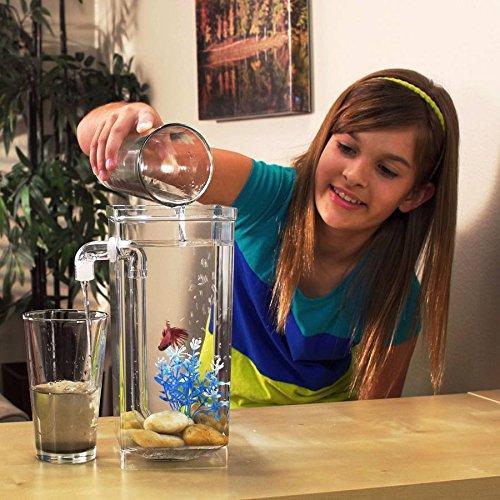 Aqua-Amazing Self Cleaning Fish Tank - As Seen on TV