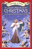 A Louisa May Alcott Christmas Book and Charm, Louisa May Alcott, 0060595426