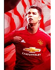 Cristiano Ronaldo Manchester united notebook / 100 page /6x9 inches cover/lined journal notebook: ronaldo manchester united, ronaldo transfer, ronaldo man city, ronaldo to man utd, ronaldo age, ronaldo net worth,