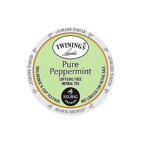 (Twinings Peppermint Tea K-Cup)