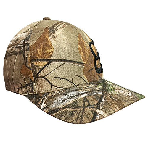 classic fit 33df2 1a816 ... best price fox mens realtree 45 flexfit hat camo small medium 9a57e  0d7d0