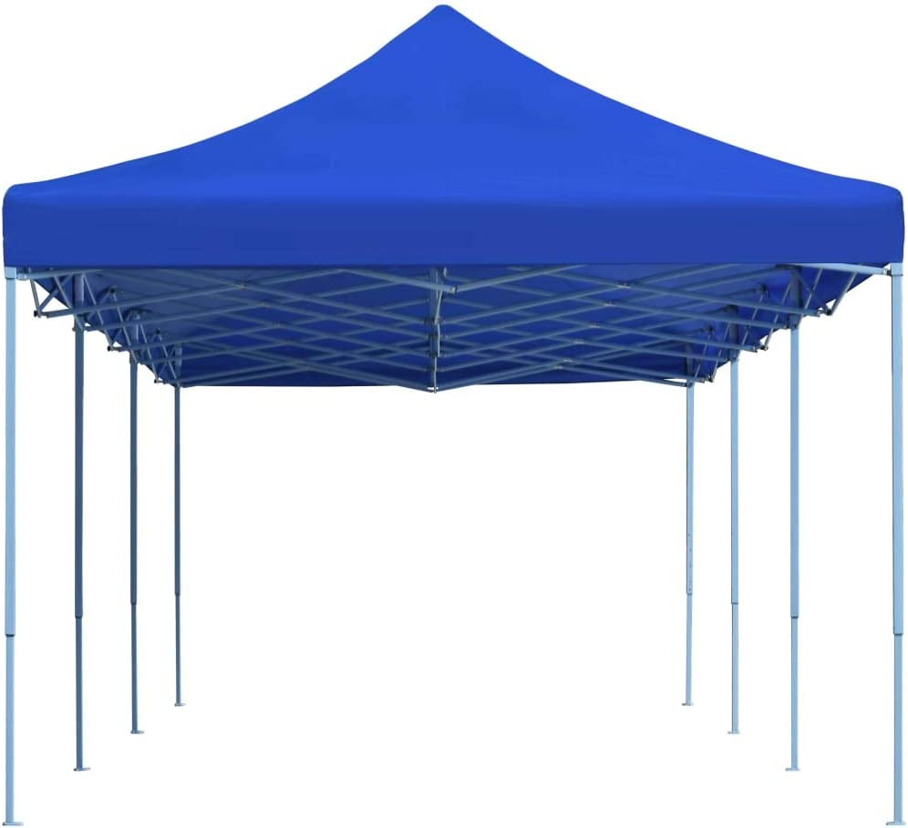 ghuanton Carpa Plegable Pop-up 3x9 m azulCasa y jardín Jardín ...