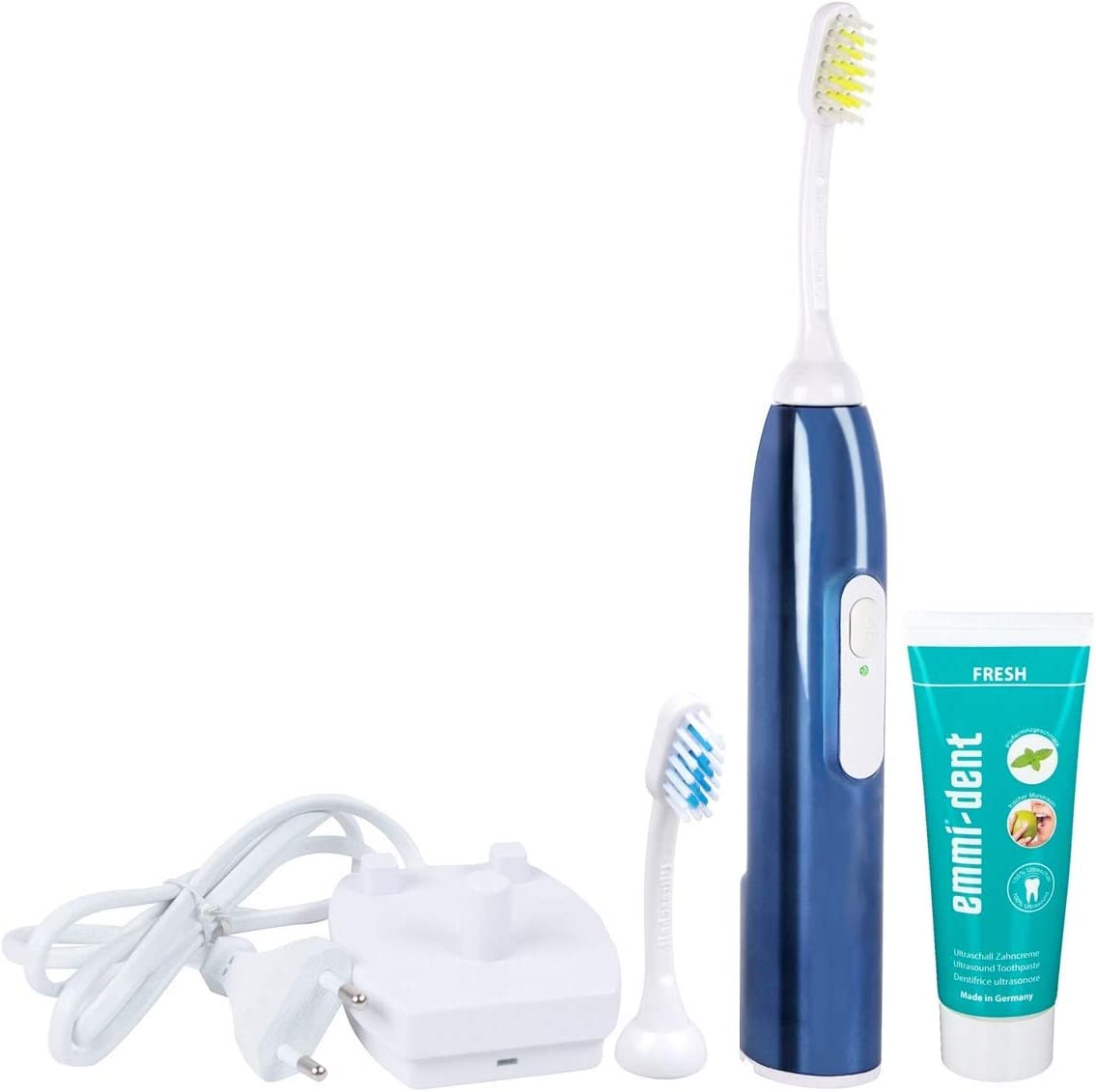 Emmi Dent Ultraschallzahnbürste blau