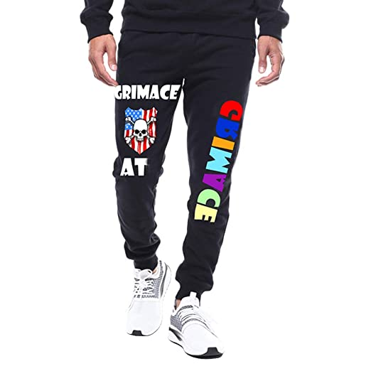 fe31f6b862b Sunyastor Men s Active Athletic Slim Fit Joggers Sweatpants for Running  Workout Elastic Sport Baggy Pockets Trousers