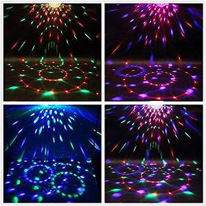 51ttw2QmKIL. SS300  - Discokugel-Disco-Licht-Disco-Lichteffekte-Disco-Lampe-Disco-Beleuchtung-Partylicht-Partybeleuchtung-Bhnenbeleuchtung-DJ-Licht-mit-Motor-Fernsteuerung