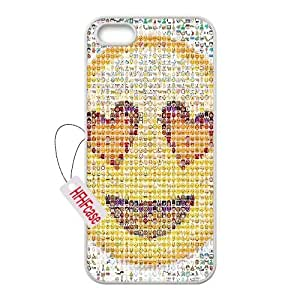 HFHFcase High Quality Case for Iphone5, Iphone 5S, Emoji Iphone5, Iphone 5S Phone Case