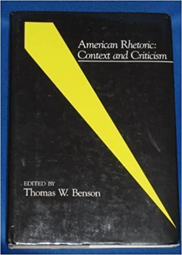 American Rhetoric: Context and Criticism