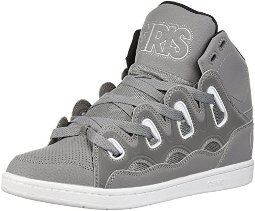 White Men D3H Osiris Black Shoe Skate Grey 0qzCZYw