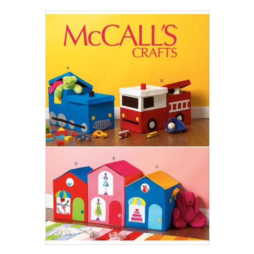 おもちゃの貯蔵 - 1 サイズのみパターン