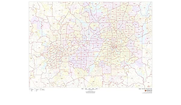 Amazon.com : Dallas - Fort Worth, Texas Zip Codes - 48