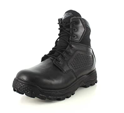 d6837481520 CONDOR Men's Garner Zip 6'' Tactical Waterproof Leather, Nylon Fabric Boots