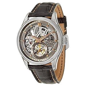 Armand Nicolet LS8Hombre Manual Reloj 9620S-GL-P713GR2 4