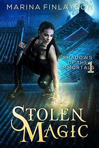 Stolen Magic (Shadows of the Immortals Book 1) by [Finlayson, Marina]
