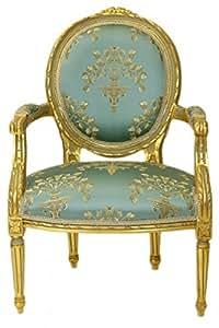 Casa-Padrino Lujo Modelo Barroco Medallion Salon Presidente ...