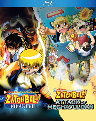 Zatch Bell Movies Blu Ray (Zatch Bell Movies Blu Ray) [Blu-ray]