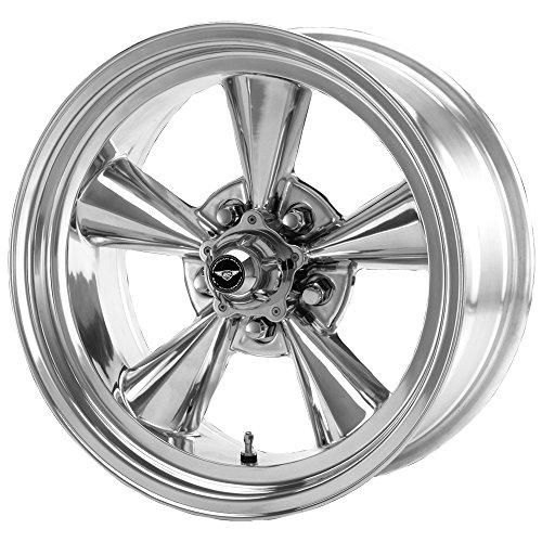 American Racing Hot Rod TTO VN109 Polished Wheel (15x8.5