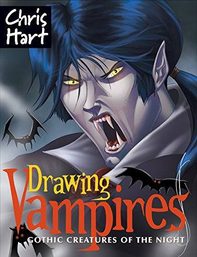 Download Drawing Vampires: Gothic Creatures of the Night pdf