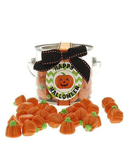 Halloween Candy Mini Paint Can Mellocreme Pumpkins (Halloween Pumpkin Candy)