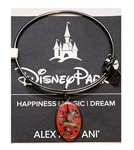 Alex and Ani Disney Bracelet - 2018 Mickey's Not So Scary Halloween Party]()