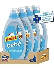 Norit Vloeibaar wasmiddel voor babykleding, gevoelige huid en topische huid