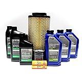 #2: 2014-2017 POLARIS RZR 1000 XP OEM Complete Service Kit Oil Change Air Filter