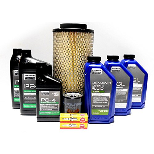 2014-2017 POLARIS RZR 1000 XP OEM Complete Service Kit Oil Change Air Filter by Polaris