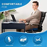 Everlasting Comfort Office Chair Seat Cushion for