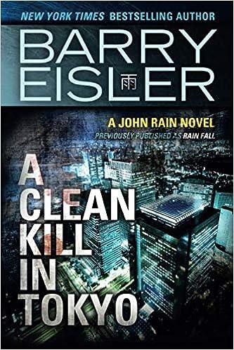 A clean kill in Tokyo [EN] - Barry Eisler