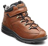 Dr. Comfort Women's Vigor Chestnut Diabetic Hiking Boots