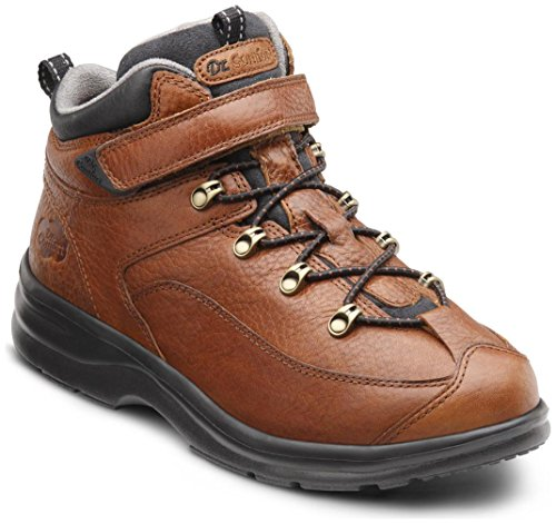 Dr. Comfort Vigor Women's Therapeutic Diabetic Extra Depth Hiking Boot: Chestnut 6.5 Wide (C-D) Lace by Dr. Comfort