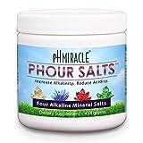 alkalizing salts - pHour Salts 454 gm