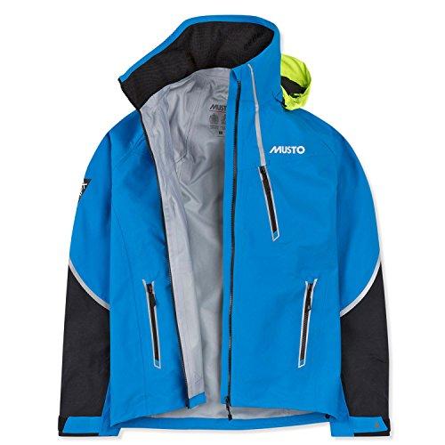 Musto MPX Gore-Tex Pro Race Jacket Waterproof, Windproof, an