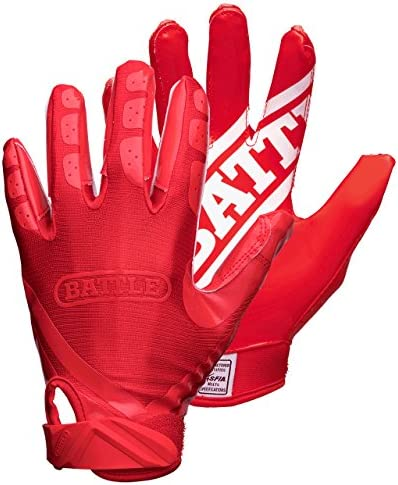 Battle Double Threat Football Gloves product image