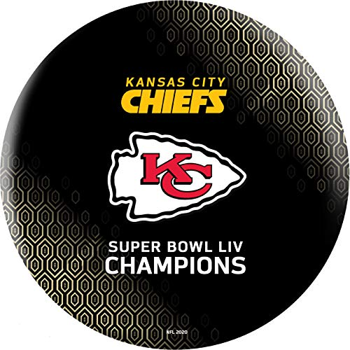 Kansas-City-Chiefs-Championship-Black-Undrilled-Bowling-Ball