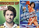 Knocked up - Blades of Glory Comedy DVD Pack by Judd Apatow