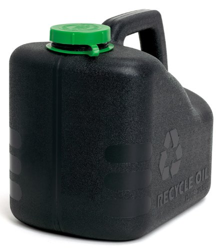 (Hopkins 11849 FloTool Dispos-Oil Recycle Oil Jug )