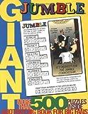Giant Jumble®: Another Big Book for Big Fans (Jumbles®)