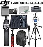 Photo : DJI Osmo Mobile 2 Handheld Smartphone Gimbal Stabilizer Ultimate Travelers Bundle