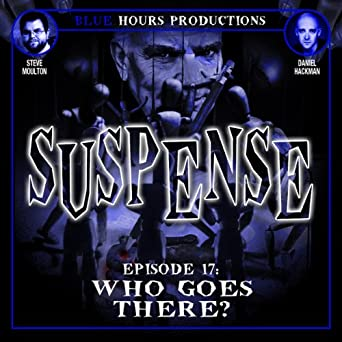 who goes there audiobook