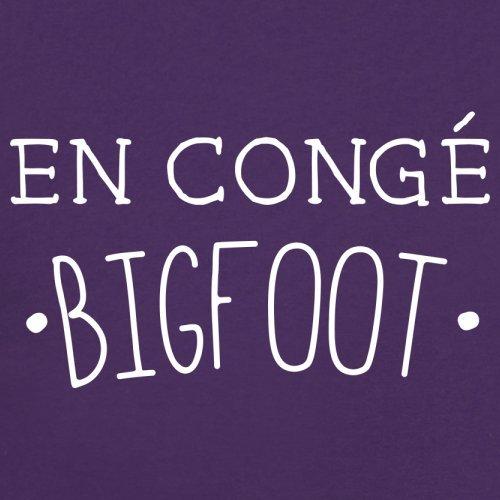 En congé fantasy bigfoot - Femme T-Shirt - Violet - XL