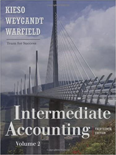 Intermediate accounting volume 2 chapters 15 24 donald e kieso intermediate accounting volume 2 chapters 15 24 donald e kieso jerry j weygandt terry d warfield 9780470423691 amazon books fandeluxe Choice Image